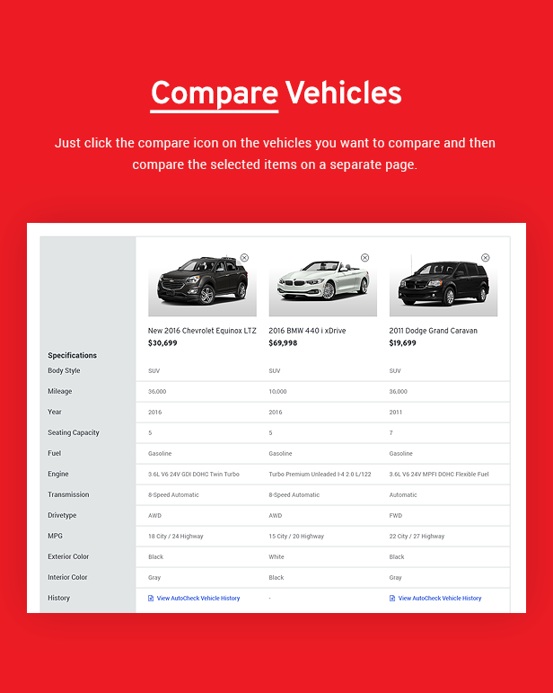 Avtorai- Car Dealer & Automotive Classified WordPress Theme - 8