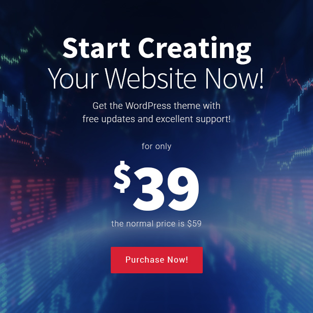 Cryptox - Cryptocurrency WordPress Theme - 10