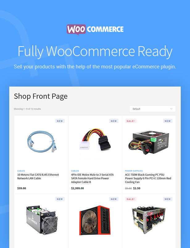 Cryptox - Cryptocurrency WordPress Theme - 8