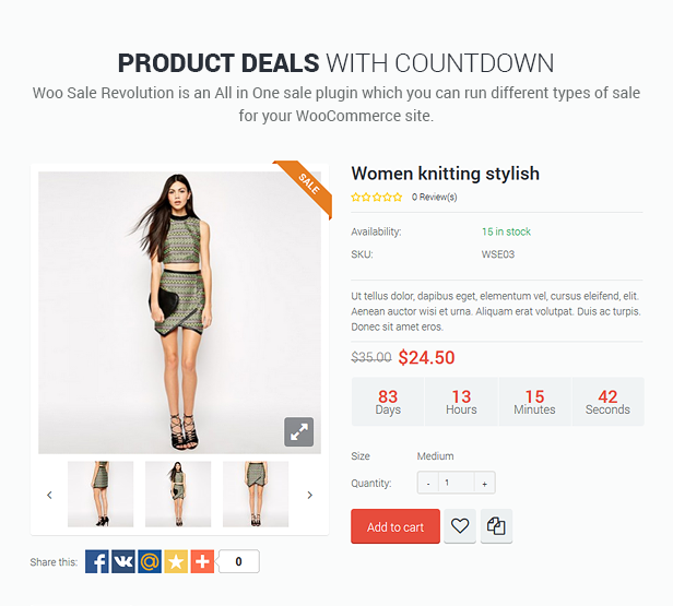 Flatastic - Versatile Multi Vendor WordPress Theme - 28