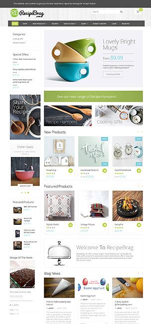 Flatastic - Versatile MultiVendor WordPress Theme - 41