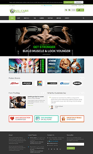 Flatastic - Versatile MultiVendor WordPress Theme - 42