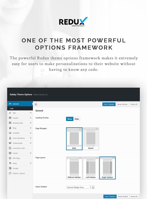 Gatsby - WordPress + eCommerce Theme - 5