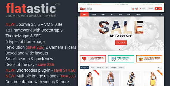 ShopMe - Ecommerce WordPress Theme