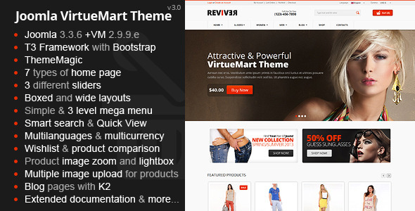 ShopMe - Ecommerce Multipurpose PSD Template