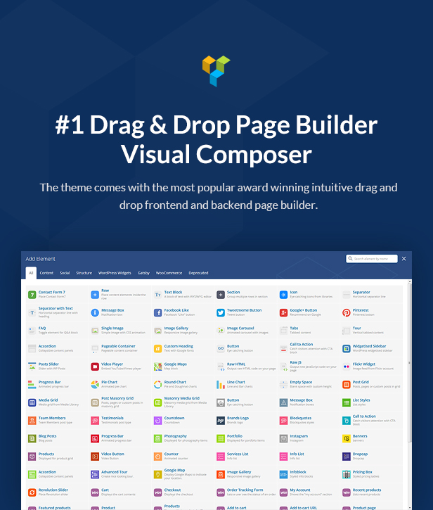 inForward - Political Campaign and Party WordPress Theme - 4