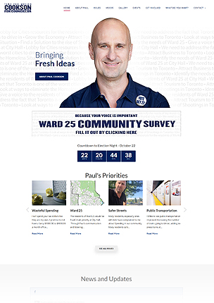 inForward - Political Campaign and Party WordPress Theme - 21