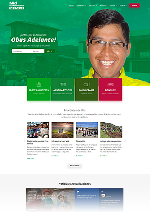 inForward - Political Campaign and Party WordPress Theme - 24