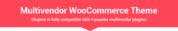 ShopMe - Multi Vendor Woocommerce WordPress Theme - 4