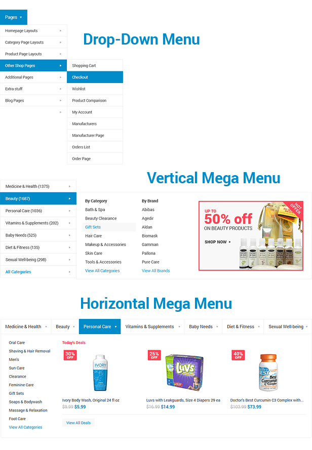 ShopMe - Ecommerce Multipurpose HTML Template - 9