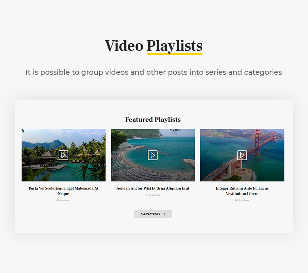 Suround - Vlog & Blog WordPress Theme - 9