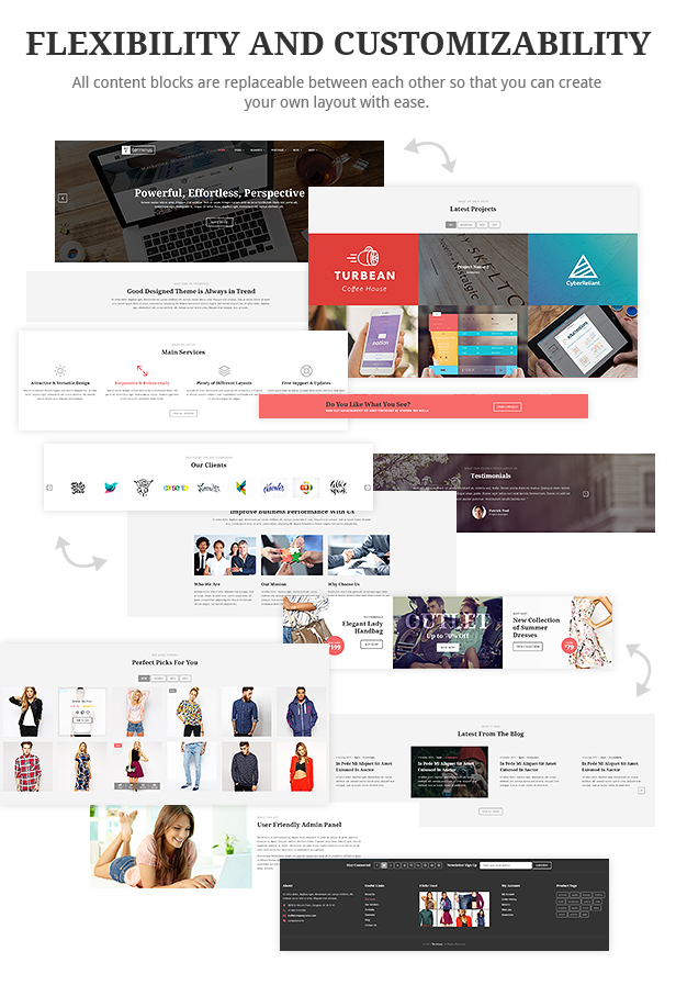 Terminus - HTML Responsive Multi-Purpose Template