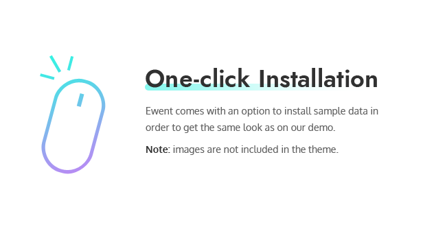 Ewent - Conference & Event Oriented WordPress Theme - 2