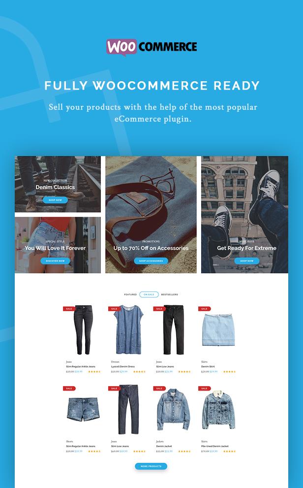 Gatsby - WordPress + eCommerce Theme - 6