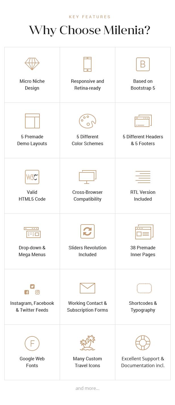HotelPrive - Resort HTML Template - 2