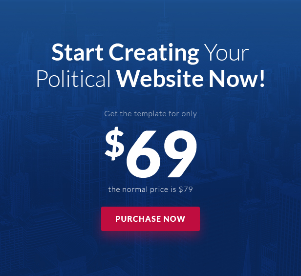 inForward - Political Campaign and Party WordPress Theme - 10
