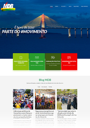 inForward - Political Campaign and Party WordPress Theme - 14