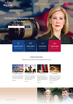 inForward - Political Campaign and Party WordPress Theme - 17