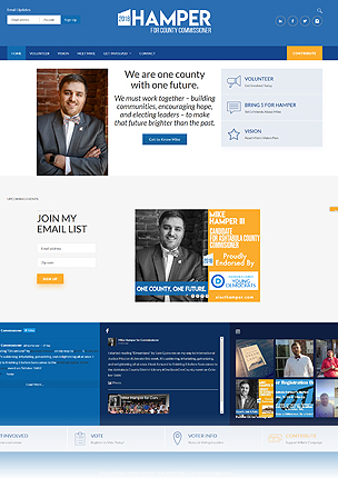 inForward - Political Campaign and Party WordPress Theme - 18