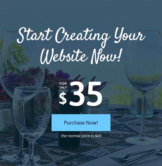 LeMar - Thème WordPress pour restaurant de fruits de mer - 9