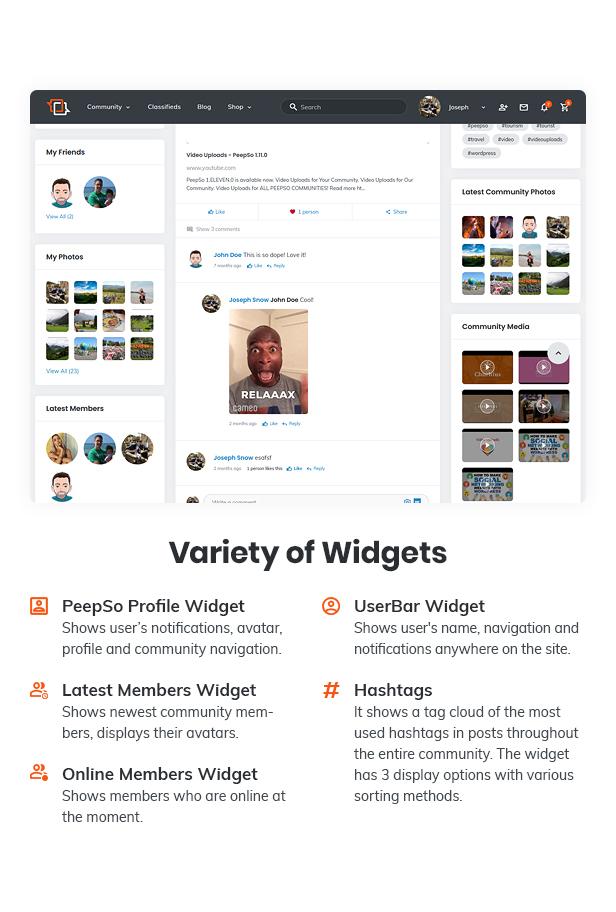 Matebook - Social Network WordPress Theme - 9