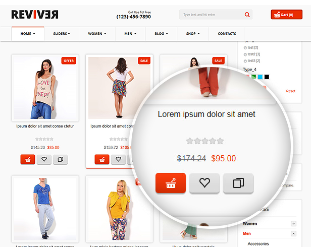 Reviver - Responsive Multipurpose VirtueMart Theme - 21