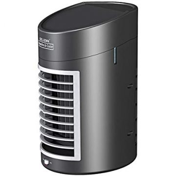 PORTABLE EVAPORATIVE 2 SPEED FAN AIR CONDITIONER